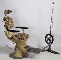 Dentists: Antique Dentists Chair