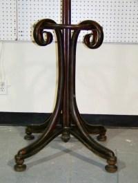 231: Great Antique Bentwood Coat Rack : Lot 231
