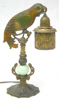 Pin Unusual Parrot Lamp on Pinterest
