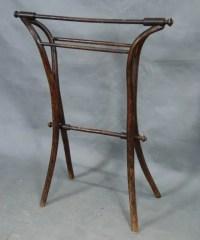 18B: Bentwood antique quilt rack : Lot 18B
