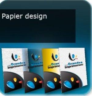 impression Papier Design