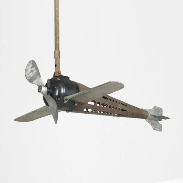 The Aircraft Mfg Co FanOPlane ceiling fan Lot 174