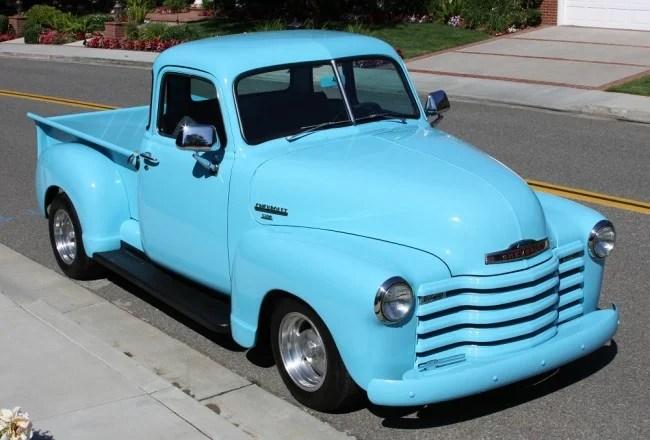 1949 Chevy Pickup Truck