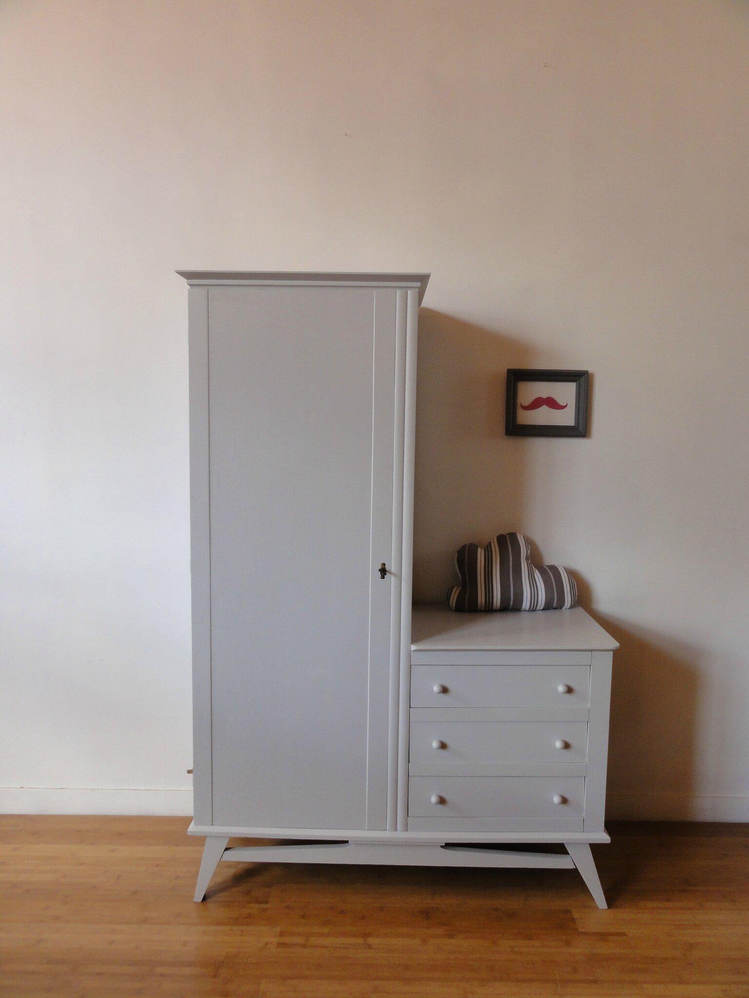 repeindre meuble de cuisine