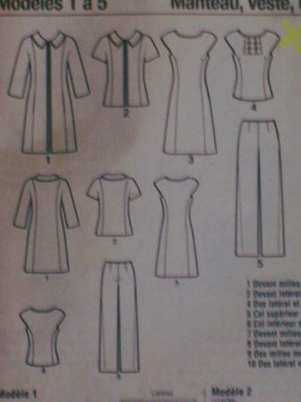 top simplicity tendance couture 5 été 2012 magazine patron couture summer sewing pattern