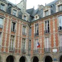 Victor Hugo - Place des Vosges Paris