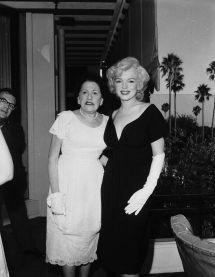 Louella Parsons Marilyn Monroe