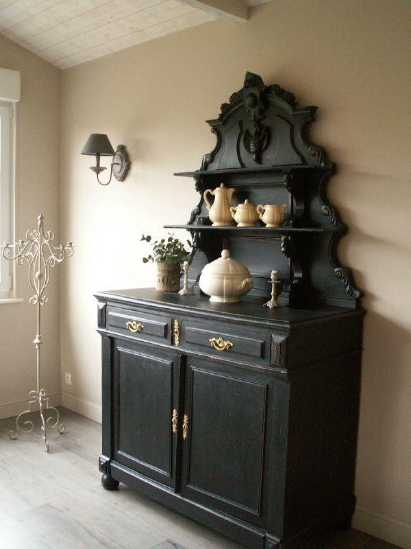 peinture sur meuble cuisine