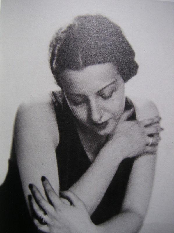 Une artiste peintre  Madeleine LUKA 18941989  Album photos  Le petit carnet de Maxence