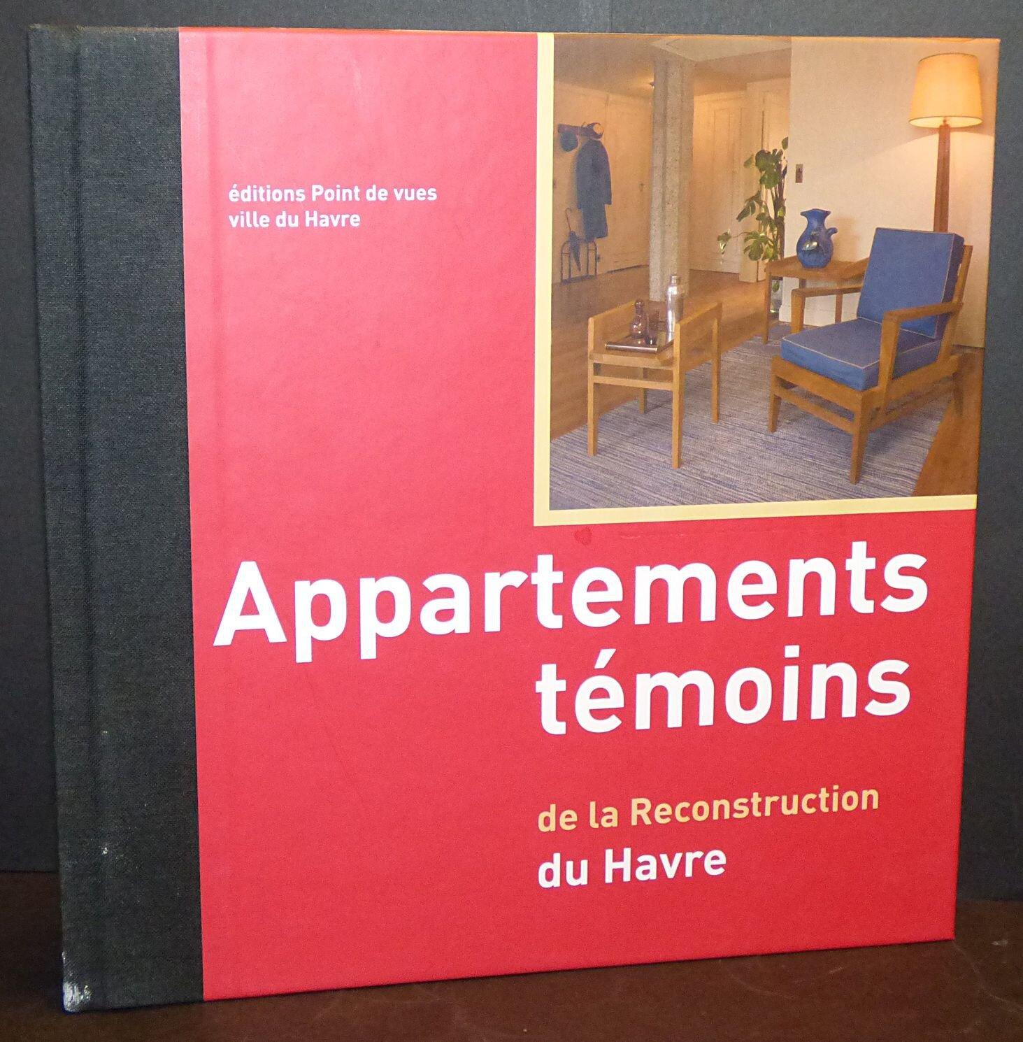 Appartements tmoins de la reconstruction du Havre  DTR bouquinerie