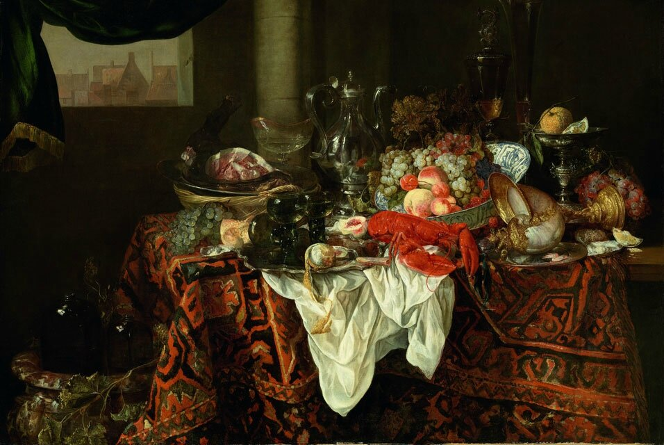 Super collection of Northern European Baroque art on view