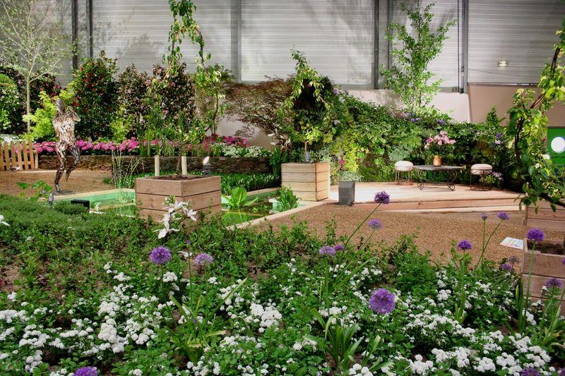 Amenager son jardin  La ptite maison de la Chapelle