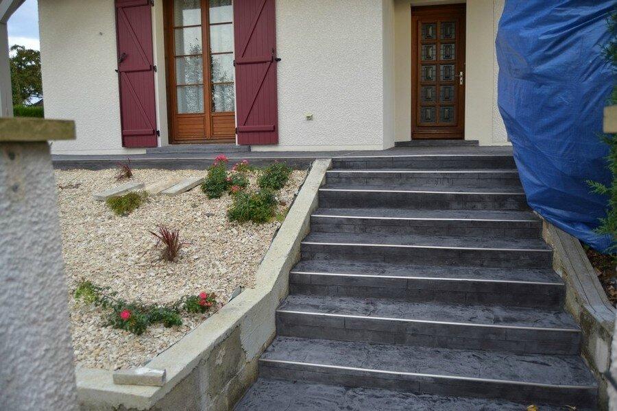 Nice Beton Cire Exterieur Terrasse O