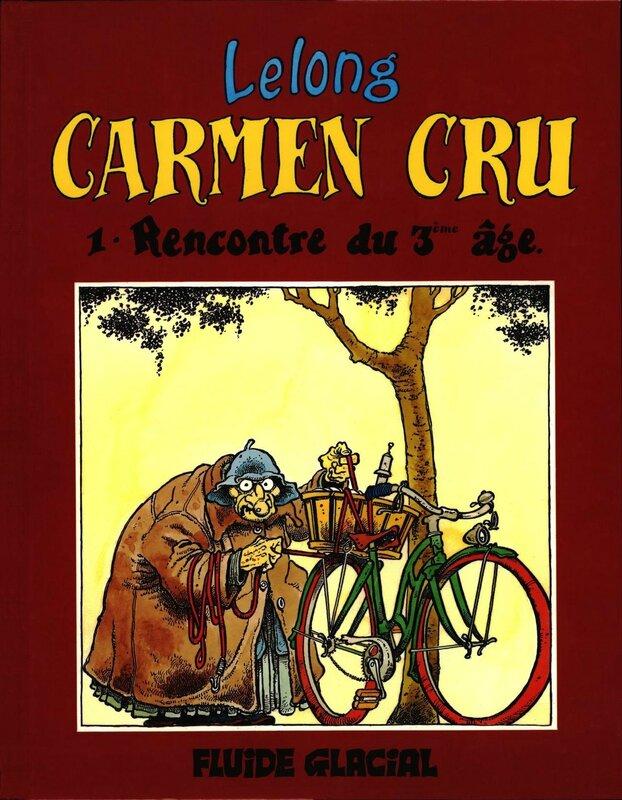 Carmen cru Tome 1