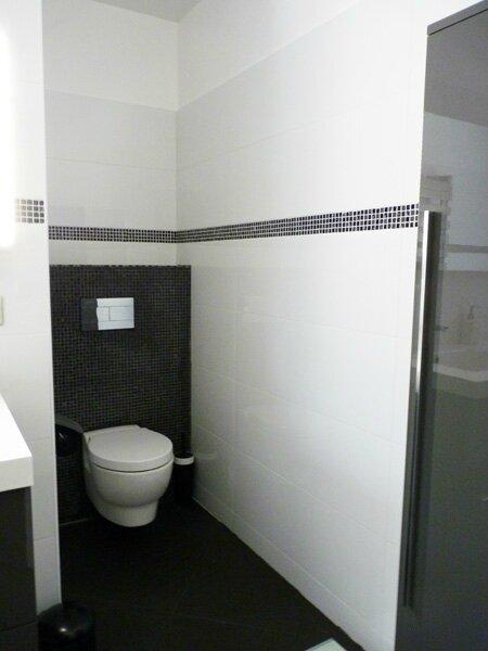 Cration dune suite parentale  suite salle de bains