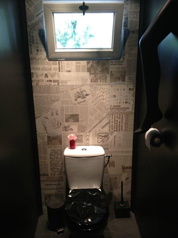 relooking dun wc  esprit cabinet de curiosit  chatelet en brie 77  PINKSPACE  Audrey