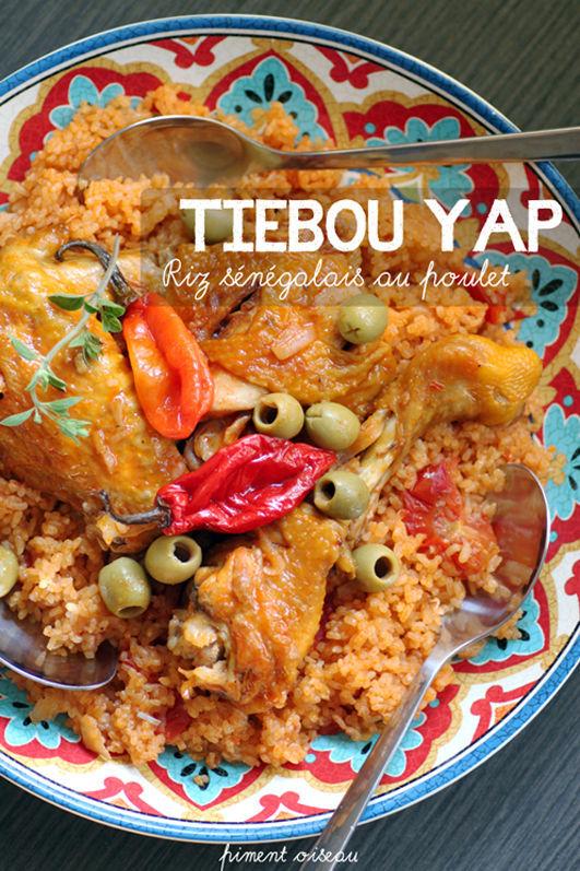 Recette De Cuisine Africaine Senegalaise