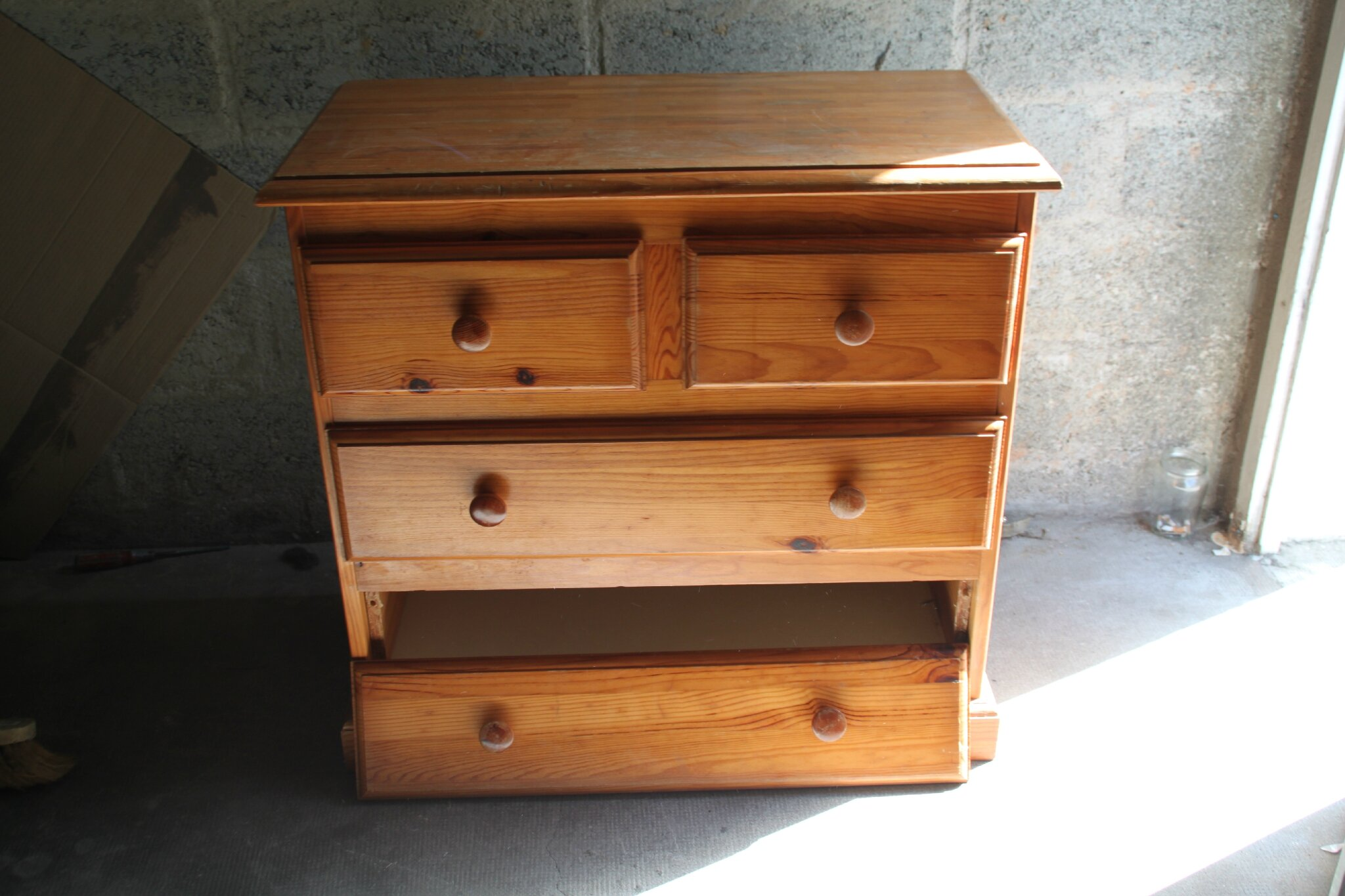 Commode Taupe Tendance DIY Relooking Mobilier Crer Ma