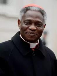 O Ganês Peter Turkson é o mais cotado entre os candidatos africanos Foto: AFP