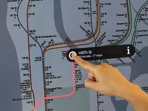 No futuro, o mapa deve trazer pontos de interesse para simplificar o uso por turistas. Foto: Divulgação