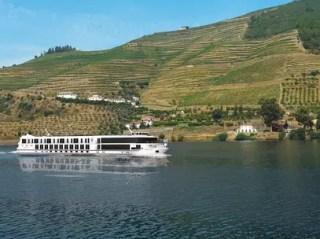 O Queen Isabel recebeu o nome em homenagem a uma das mais queridas rainhas de Portugal Foto: Uniworld Boutique River Cruises/Divulgação