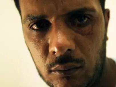 Abu Sakkar durante entrevista para a BBC Foto: BBCBrasil.com