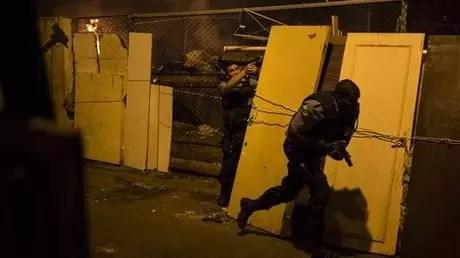 Brasil: Un muerto dejan violentas protestas en Copacabana