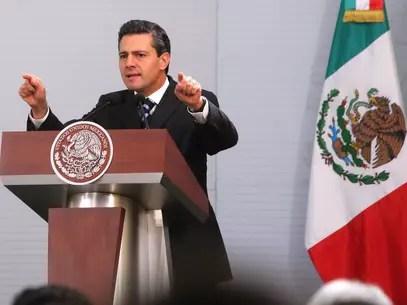 Peña Nieto destacó que el Programa está orientado a atender no sólo los efectos de la violencia, sino también sus causas estructurales. Foto: EFE en español