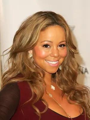 Mariah Carey cantou para o presidente da Angola, José Eduardo dos Santos Foto: Shutterstock
