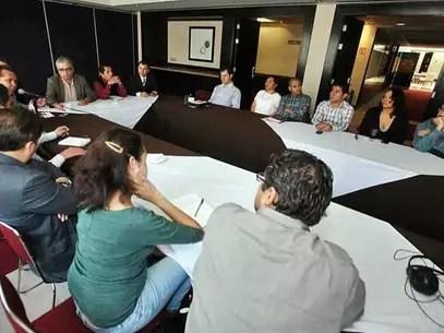 Los profesores afirmaron que Esther Orozco ha impulsado el apoyo a alumnos, la investigación y la labor académica en la UACM. Foto: Juan Manuel Valdivia / Reforma