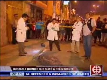Foto: Captura América TV
