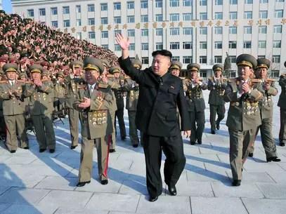 La llegada de Kim Jong-un al frente de Corea del Norte no supuso ningún cambio en el absoluto control de la prensa Foto: AFP