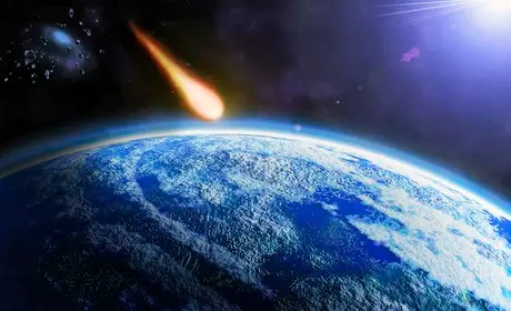 O objeto deverá cair a cerca de 65 km da costa do Sri Lanka, na Ásia