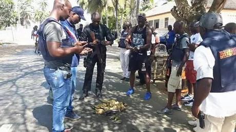 El país estaba en alerta tras los atentados yihadistas contra hoteles de Burkina Faso y Mali.