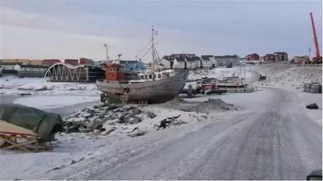 Indústria pesqueira é a principal fonte de renda de território, cuja população é de menos de 60 mil pessoas
