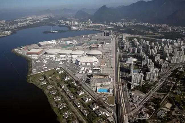 Parque Olímpico da Barra da Tijuca
