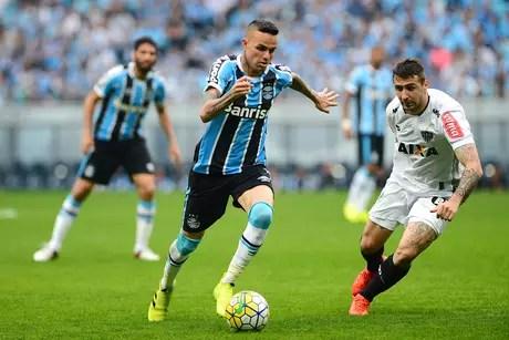 Atlético Mineiro e Grêmio iniciam nesta quarta-feira a decisão do título da Copa do Brasil