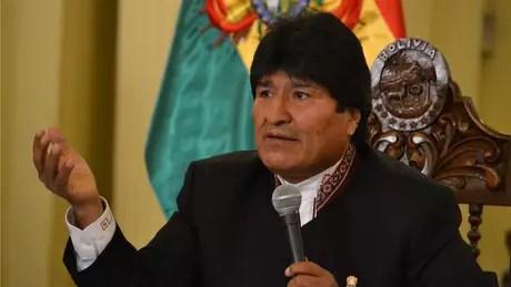 Governo do esquerdista Evo Morales afirma que nova legislação sobre aborto visa proteger saúde da mulher