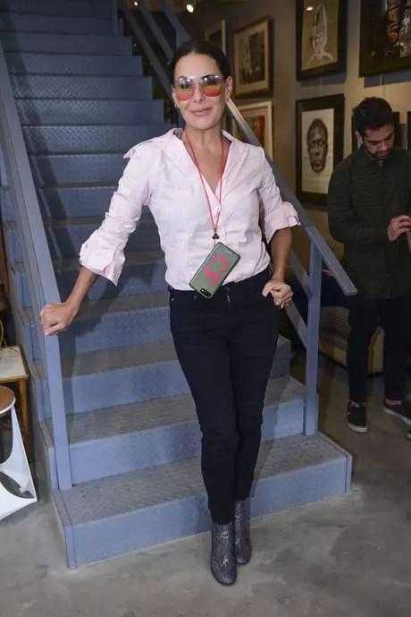 Carolina Ferraz (Foto: Leo Franco/AgNews)