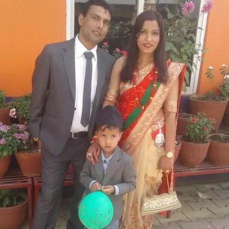 As castas, determinadas ao nascimento e transmitidas de pai para filho, definem o status social da população do Nepal e da Índia, países de forte tradição hindu | Fonte: Arquivo