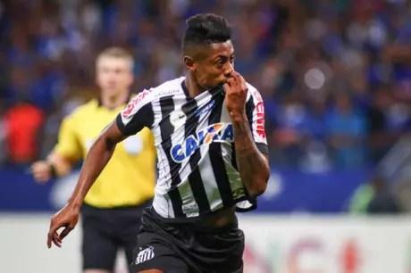 Bruno Henrique espera por oportunidade na Seleção Brasileira (Foto: Pedro Vale/Eleven)