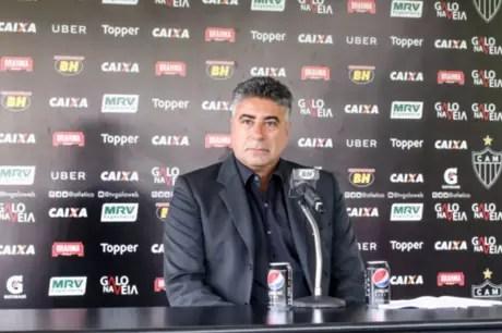 Alexandre Gallo cita metas do Atlético-MG para 2018 |(Foto: Bruno Cantini/Atlético)