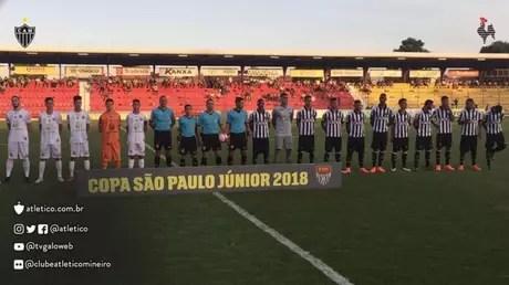 Divulgação Atlético-MG