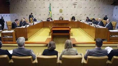 Os ministros do STF voltam do recesso no começo de fevereiro | Foto: Nelson Jr./STF