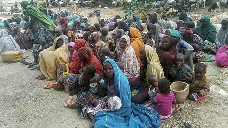 Cerca de 700 pessoas que estavam sob o controle do Boko Haram foram restatadas por tropas nigerianas no início de 2018 deste ano