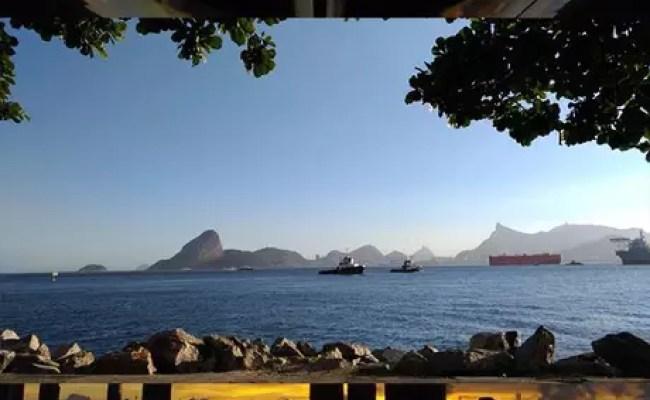 Ar Seco Predomina No Rio De Janeiro
