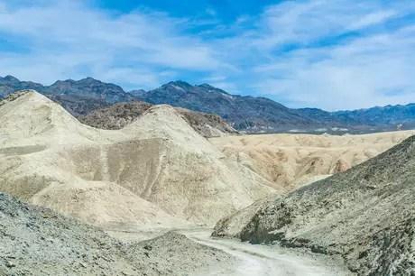 Vale da Morte, nos Estados Unidos