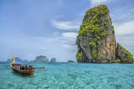 Phang Nga Bay, na Tailândia