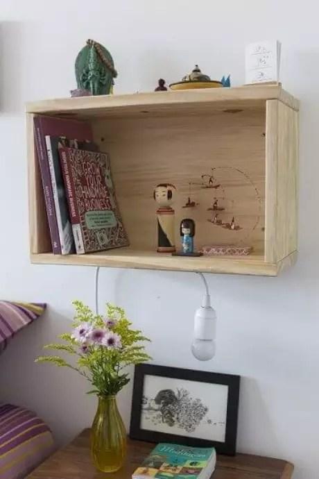 1. Aqui você vai aprender como fazer nichos de madeira, MDF e papelão. Projeto de Buji