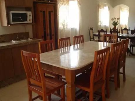 Mesa para Sala de Jantar Confira Estilos Formas e Acabamentos